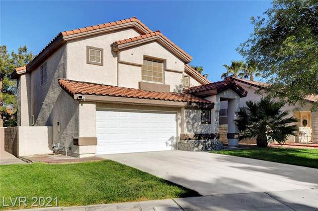 80 Huntfield Drive, Henderson, NV 89074 (MLS #2294336) :: Lindstrom Radcliffe Group