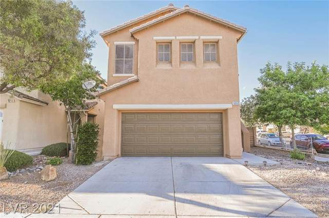 5212 Country Retreat, Las Vegas, NV 89131 (MLS #2294341) :: Lindstrom Radcliffe Group
