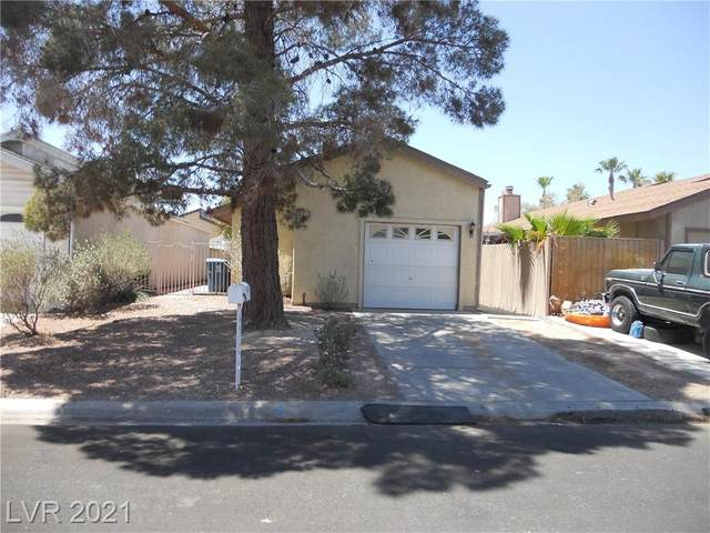 4124 Woodgreen Drive, Las Vegas, NV 89108 (MLS #2294354) :: Lindstrom Radcliffe Group