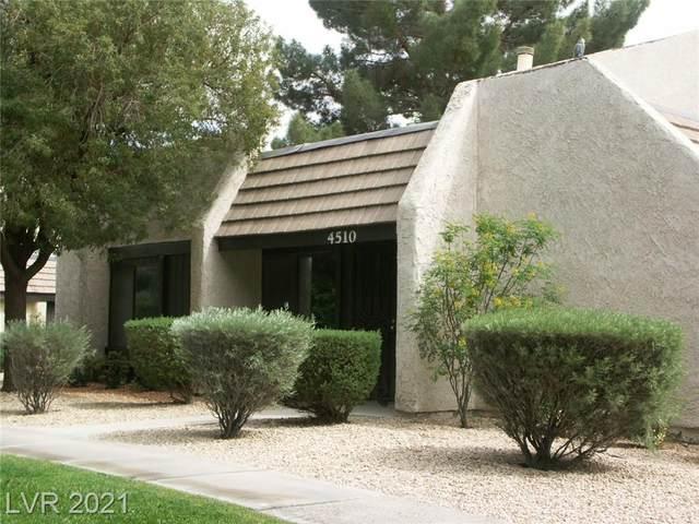 4510 Galway Court, Las Vegas, NV 89121 (MLS #2294356) :: Lindstrom Radcliffe Group
