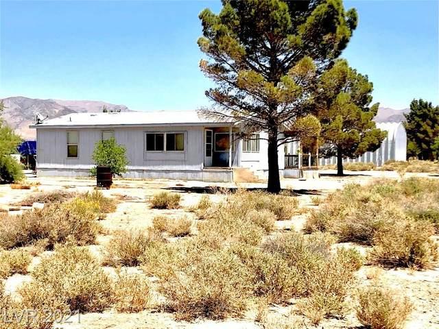 770 Peoria Street, Sandy Valley, NV 89019 (MLS #2294385) :: DT Real Estate