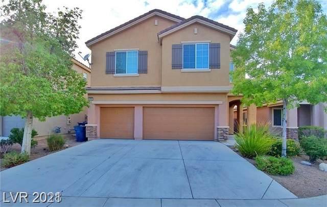 4032 Blueberry Peak Lane, North Las Vegas, NV 89032 (MLS #2294413) :: Lindstrom Radcliffe Group
