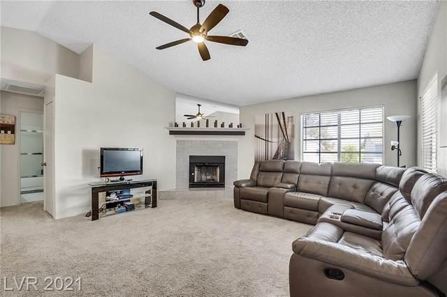 5375 Shake Court #203, Las Vegas, NV 89122 (MLS #2294416) :: Custom Fit Real Estate Group