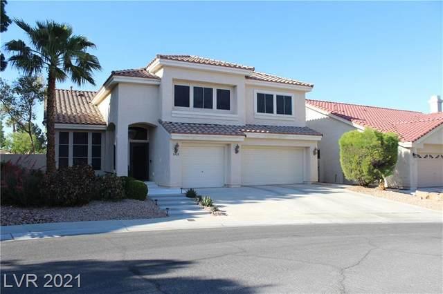 8928 Stafford Springs Drive, Las Vegas, NV 89134 (MLS #2294417) :: Team Michele Dugan