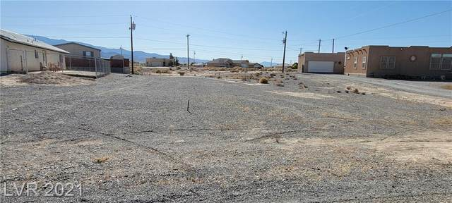1741 Kearney Street, Pahrump, NV 89048 (MLS #2294428) :: Signature Real Estate Group
