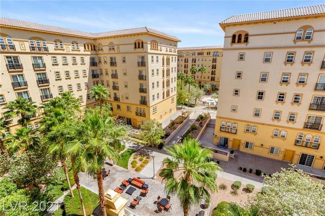 2405 W Serene Avenue #814, Las Vegas, NV 89123 (MLS #2294431) :: Team Michele Dugan