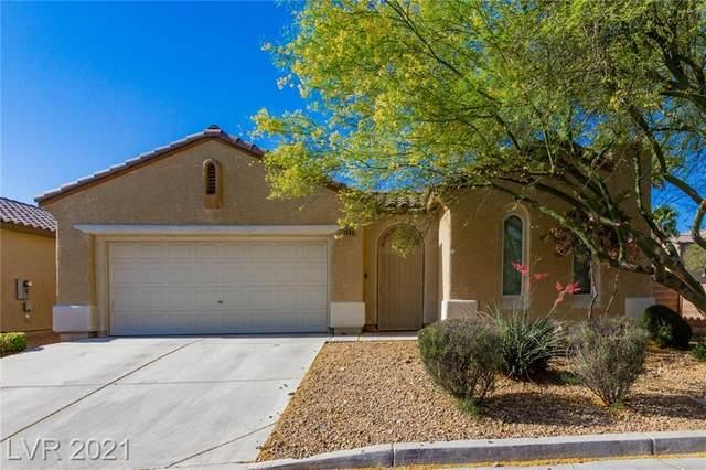 3503 Tundra Swan Street, Las Vegas, NV 89122 (MLS #2294433) :: Lindstrom Radcliffe Group