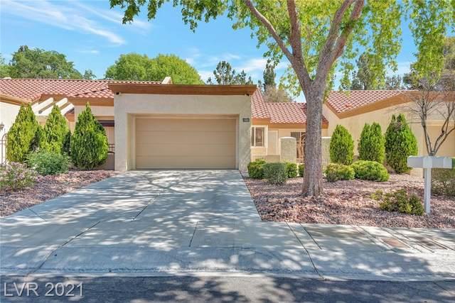 8536 Desert Holly Drive, Las Vegas, NV 89134 (MLS #2294439) :: Lindstrom Radcliffe Group