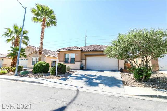3149 Mclennan Avenue, North Las Vegas, NV 89081 (MLS #2294447) :: Lindstrom Radcliffe Group