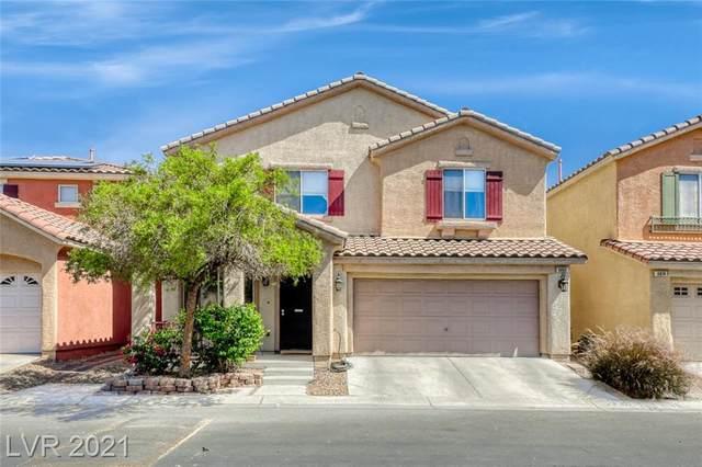 6868 Nickel Mine Avenue, Las Vegas, NV 89122 (MLS #2294449) :: Signature Real Estate Group