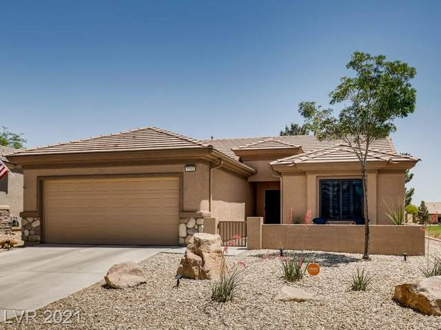 7822 Lyrebird Drive, North Las Vegas, NV 89084 (MLS #2294456) :: The Perna Group