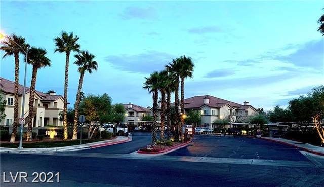 8501 W University Avenue #1080, Las Vegas, NV 89147 (MLS #2294465) :: Lindstrom Radcliffe Group