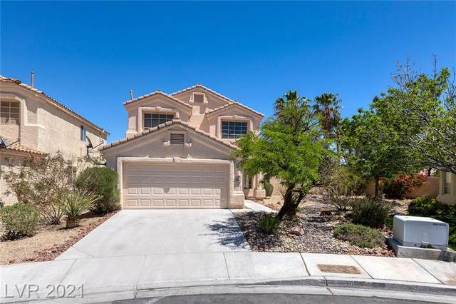 3464 Momentum Court, Las Vegas, NV 89129 (MLS #2294467) :: Lindstrom Radcliffe Group