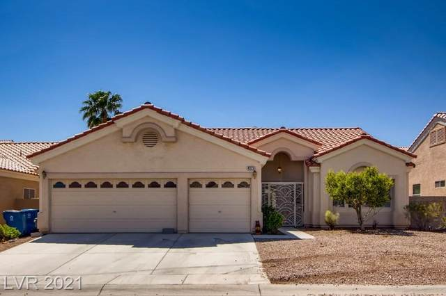 4329 Summers Shade Street, Las Vegas, NV 89147 (MLS #2294468) :: Jeffrey Sabel