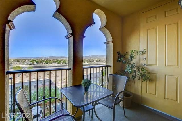 2405 W Serene Avenue #639, Las Vegas, NV 89123 (MLS #2294469) :: Team Michele Dugan