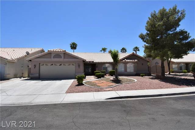 1675 Pecan Orchard Lane, Las Vegas, NV 89123 (MLS #2294471) :: Lindstrom Radcliffe Group