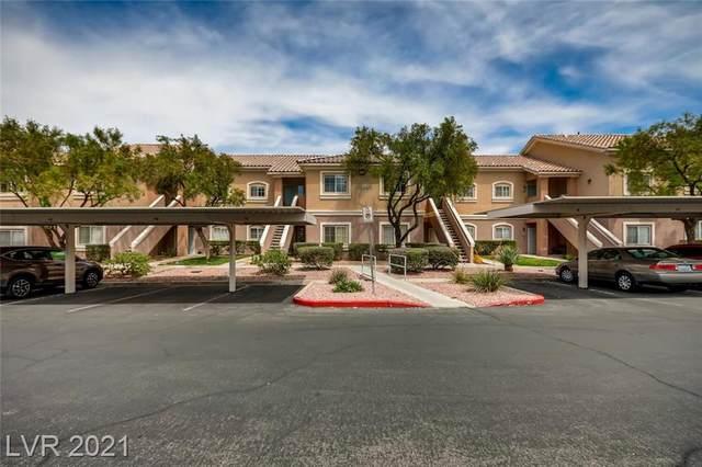 352 Amber Pine Street #204, Las Vegas, NV 89144 (MLS #2294472) :: ERA Brokers Consolidated / Sherman Group