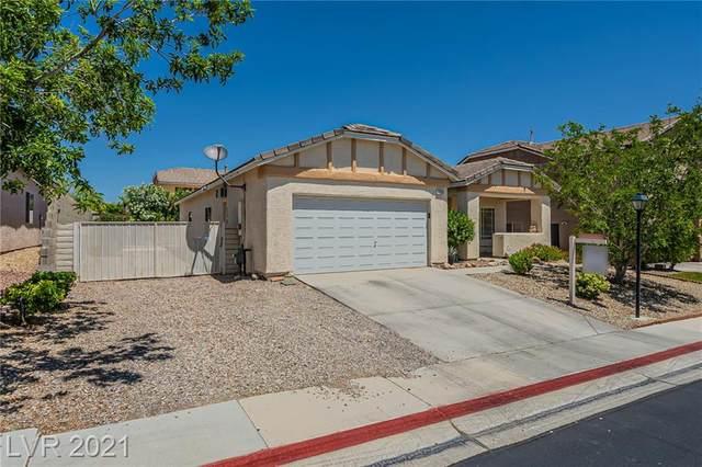 8920 Wolf Dancer Avenue, Las Vegas, NV 89143 (MLS #2294476) :: Lindstrom Radcliffe Group