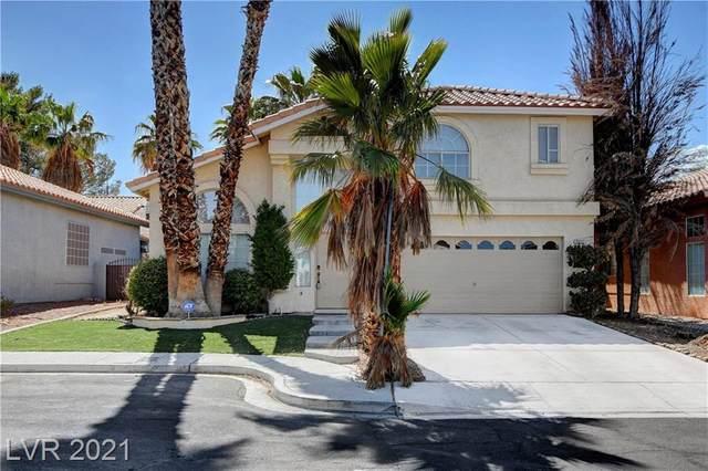 3511 White Diamond Drive, Las Vegas, NV 89129 (MLS #2294493) :: Lindstrom Radcliffe Group