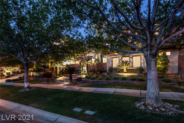 24 Vintage Valley Drive, Las Vegas, NV 89141 (MLS #2294494) :: Galindo Group Real Estate