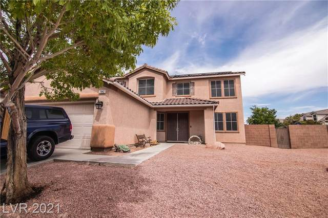 7842 Flat Creek Street, Las Vegas, NV 89131 (MLS #2294495) :: Lindstrom Radcliffe Group