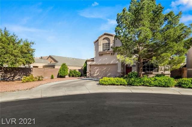 3344 Hillingdon Court, Las Vegas, NV 89129 (MLS #2294500) :: Signature Real Estate Group