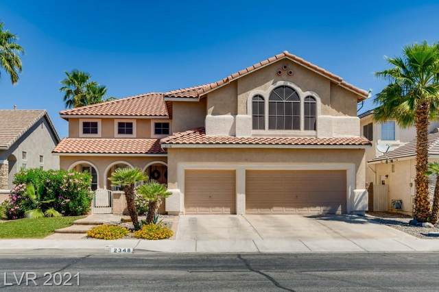 2348 Thayer Avenue, Henderson, NV 89074 (MLS #2294504) :: Lindstrom Radcliffe Group