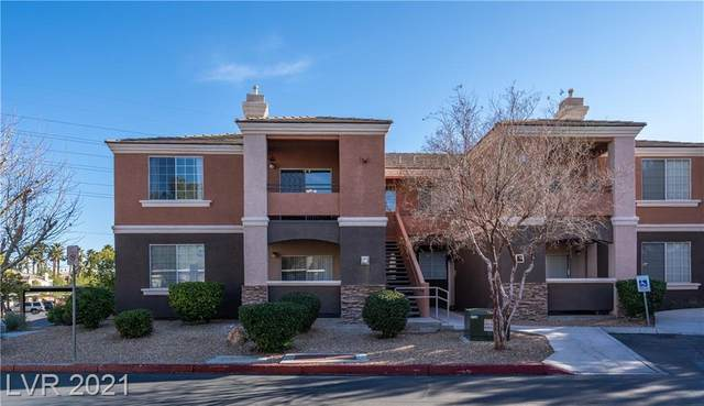 7701 Himalayas Avenue #201, Las Vegas, NV 89128 (MLS #2294517) :: Lindstrom Radcliffe Group