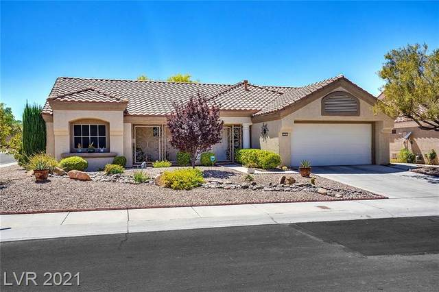 2501 Palmridge Drive, Las Vegas, NV 89134 (MLS #2294543) :: Lindstrom Radcliffe Group