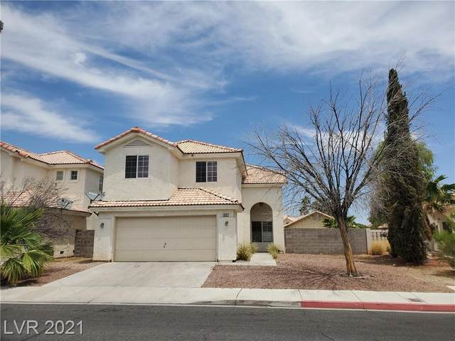 5632 Grand Entries Drive, Las Vegas, NV 89130 (MLS #2294550) :: Lindstrom Radcliffe Group