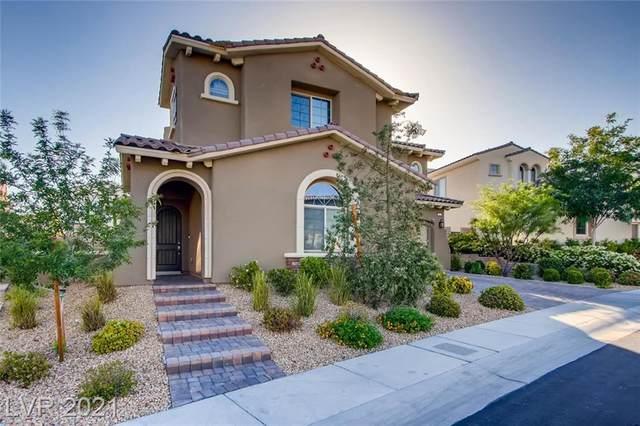 289 Oakrun Court, Las Vegas, NV 89138 (MLS #2294552) :: Jeffrey Sabel