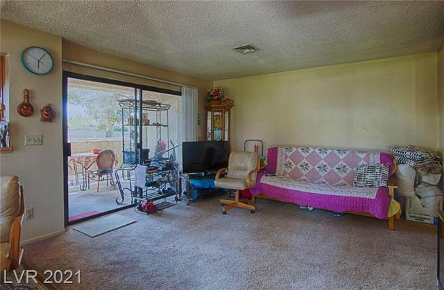 4713 Nara Vista Way #101, Las Vegas, NV 89103 (MLS #2294555) :: Lindstrom Radcliffe Group