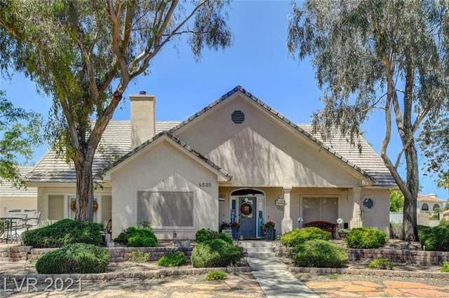 4535 Desert Bloom Court, Las Vegas, NV 89129 (MLS #2294558) :: Lindstrom Radcliffe Group