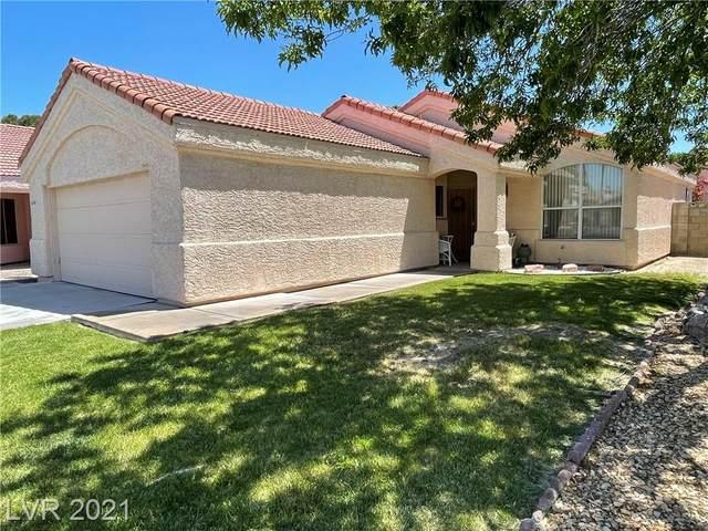 6541 Old Oxford Avenue, Las Vegas, NV 89108 (MLS #2294568) :: Signature Real Estate Group