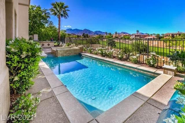 11272 Golden Chestnut Place, Las Vegas, NV 89135 (MLS #2294579) :: Lindstrom Radcliffe Group