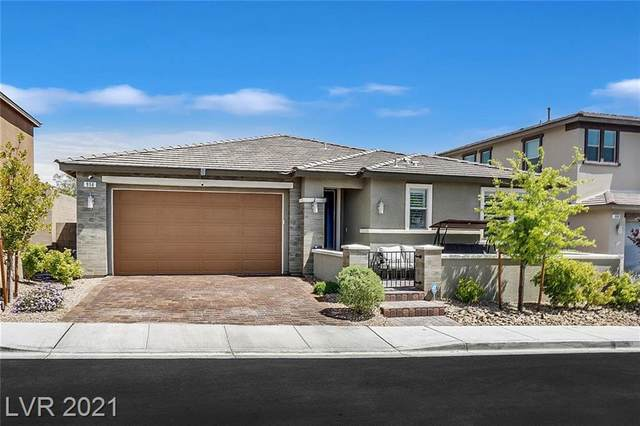 956 Glenhaven Place, Las Vegas, NV 89138 (MLS #2294589) :: Jeffrey Sabel