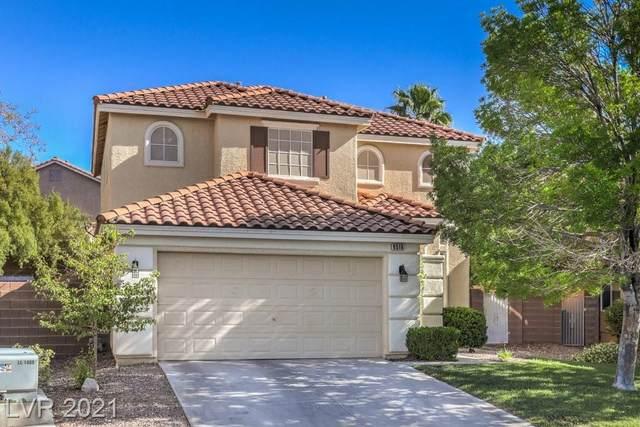 9516 Moon Vista Avenue, Las Vegas, NV 89148 (MLS #2294590) :: Custom Fit Real Estate Group