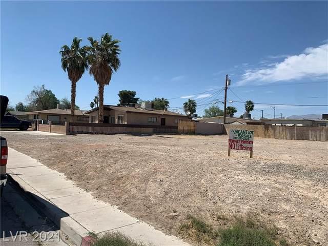 Thomas Avenue, Las Vegas, NV 89030 (MLS #2294609) :: Galindo Group Real Estate
