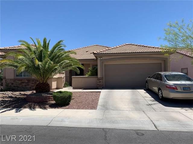68 Escondido Canyon Street, Las Vegas, NV 89138 (MLS #2294620) :: Jeffrey Sabel