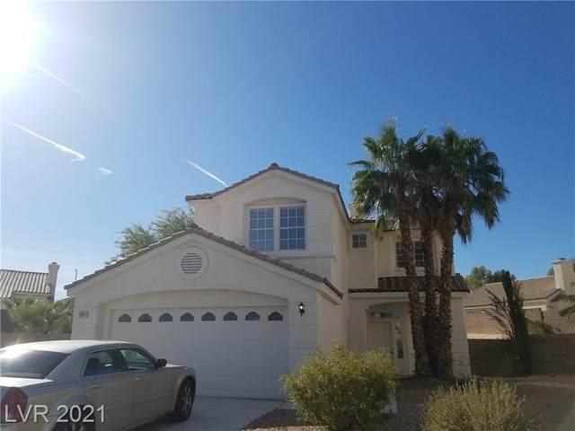 3409 Flats Way, North Las Vegas, NV 89032 (MLS #2294640) :: Signature Real Estate Group