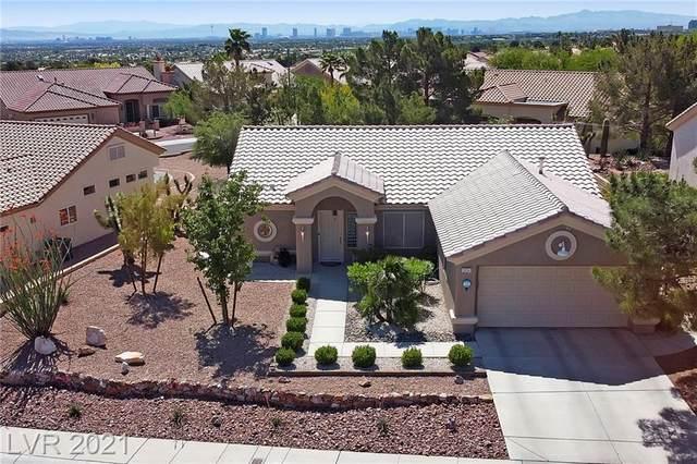 2824 Hanging Rock Drive, Las Vegas, NV 89134 (MLS #2294643) :: Lindstrom Radcliffe Group