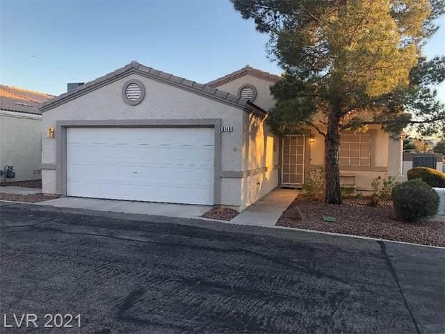 5148 Mascaro Drive, Las Vegas, NV 89122 (MLS #2294645) :: Signature Real Estate Group