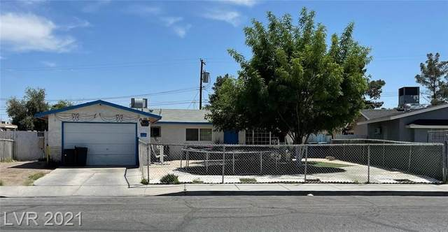 4012 Sunrise Avenue, Las Vegas, NV 89110 (MLS #2294647) :: Lindstrom Radcliffe Group