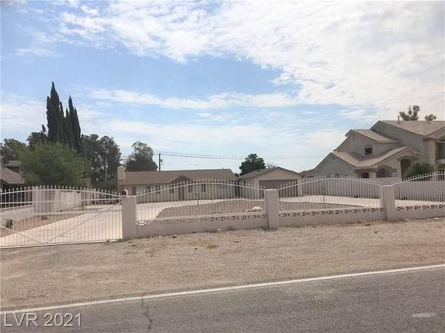 1924 Westwind Road, Las Vegas, NV 89146 (MLS #2294654) :: Jeffrey Sabel