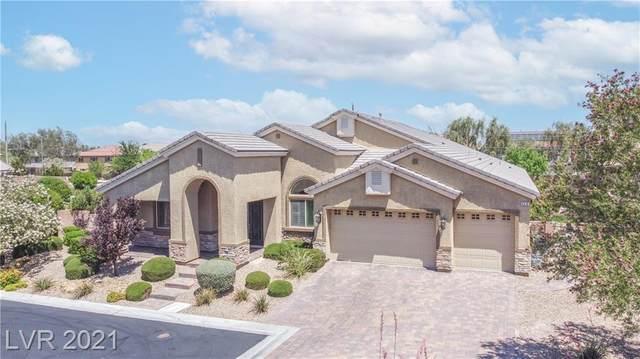 4310 Horizon Homes Street, Las Vegas, NV 89129 (MLS #2294661) :: Jeffrey Sabel