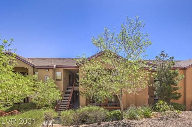 8250 N Grand Canyon Drive #2090, Las Vegas, NV 89166 (MLS #2294662) :: The Shear Team
