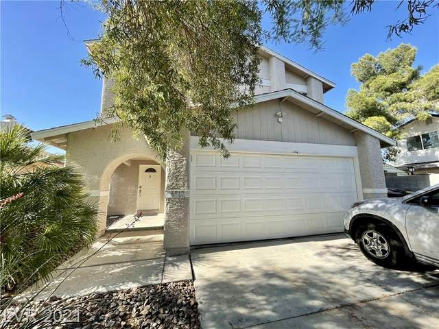 6912 Senton Avenue, Las Vegas, NV 89108 (MLS #2294666) :: Signature Real Estate Group