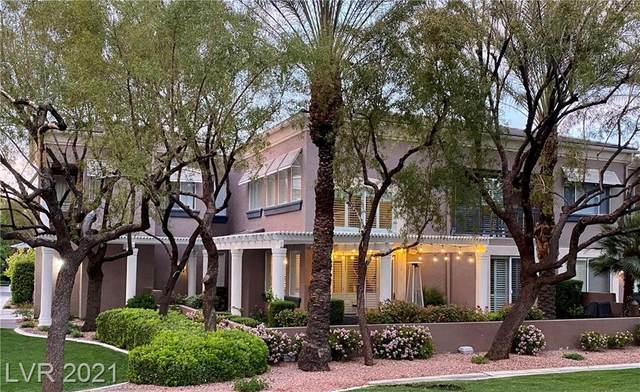 1400 San Juan Hills Drive #102, Las Vegas, NV 89134 (MLS #2294674) :: Lindstrom Radcliffe Group