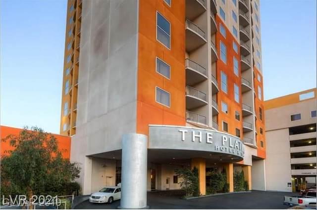 211 Flamingo Road #1506, Las Vegas, NV 89169 (MLS #2294685) :: Lindstrom Radcliffe Group