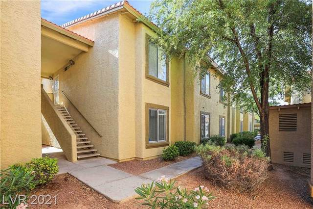 7200 Pirates Cove Road #1010, Las Vegas, NV 89145 (MLS #2294687) :: Lindstrom Radcliffe Group